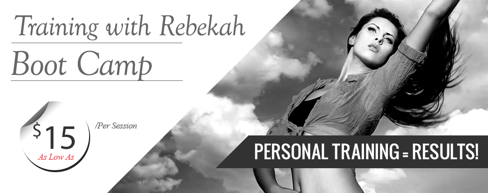 Training With RebekahHome - Training With Rebekah